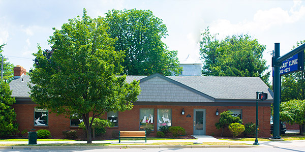 River Raisin Veterinary Clinic Building